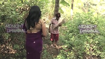 Hot bhabi ko jungle main sex