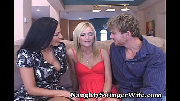 Join swinger site free Teen joins swinger couple
