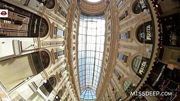 My REAL VLOG: Mini Italian Girl Gets My Noodle: MARY JANE – MISSDEEP.com