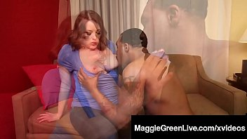 All Natural Porn Star Maggie Green Is Tongued By Rome Major! Preview