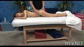 Undressed massage video