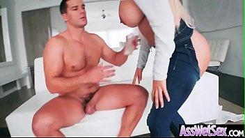 (Luna Star) Superb Girl With Round Ass Get Anal Bang clip-28