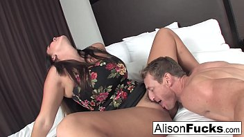 Alison Tyler hires a friend for the evening who gives her a good fuck