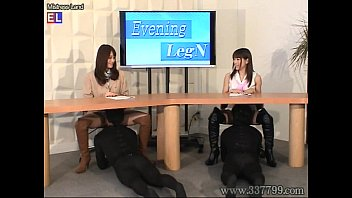 Streaming Video MLDO-088 Delusional leg & boots news station. Mistress Land - XLXX.video