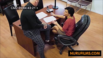 boss bangs worker doesnt know about hidden camera Vorschaubild