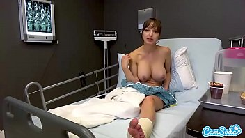 CamSoda - Day 1 - Lexi Luna Hospital Big Tits Masturbation Therapy