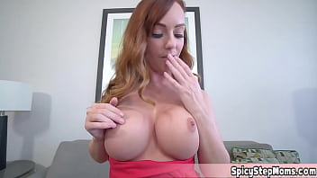 My Hot Irish Redhead Busty Stepmother Dani Agreed To Teach Me How To Last Longer 7 Min