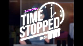[Derpixon] Time Stopped - Brush 1080p 71 sec