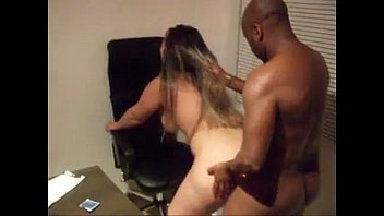 bbw getting pounded by bbc at the office- vxsexcams.com