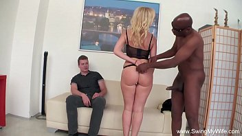 White Ass Black Cock Swinger Wife