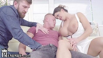 Hot bi-sexual sex - Biempire horny couple shares daughters hot boyfriend