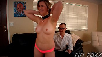 Brother Sister to Fuck Him Using Remote Control - Fifi Foxx