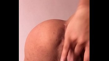 Sexy little slut with big clit and tight pussy squirts.