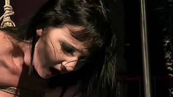 Image: Thieves deserves cruel punishments. BDSM movie. Hardcore bondage sex.