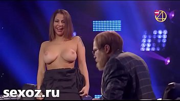 Elena Berkova boobs