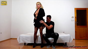 Horny Granny Koko Margit Gets Her Pussy Gaped And Fucked Hard By Kamil Klein