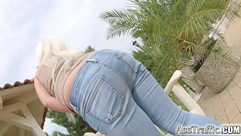Ass Traffic Anastasia gets her big ass pounded