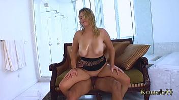 Kumalott - Huge Cornfed Natural Tits Banged Hard