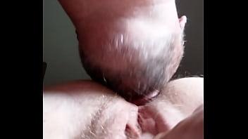 Hairy Milf Rimming