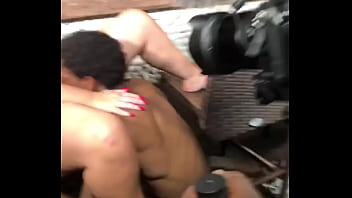 Queen Rogue , Virgo Peridot , Kendra Kox and Natalia Springs get stretched orgy
