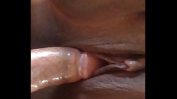 Big black pussy wet easily morning