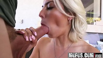 (Alana Luv) - Blonde MILFs Anal Experiment - Lets Try Anal thumbnail