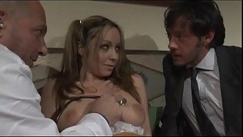 Two doctors slam a girl in need of care!