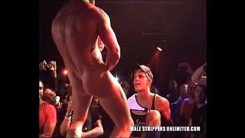 Best gay strip clubs ever - Hustlaball london 2009 - main stage shows -1 - gym coach hot session