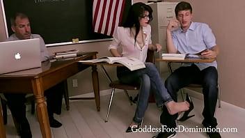 Study Group with Goddess Megan