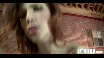 Emo slut gets fucked 180 5 min
