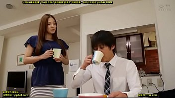 Japanese Wife Cheating with Husband's Boss Full HD thumbnail