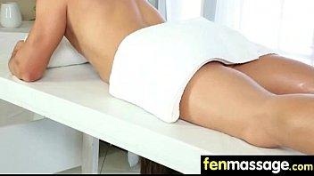 Babe Hottie Fires Fantasy Massage 10