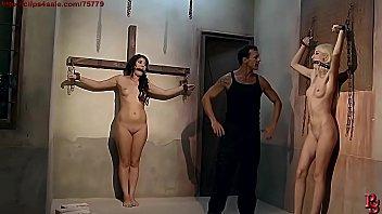 奴隶女孩被收集,训练,折磨拍卖。 第2部分。 另一位美女被捕获并训练成为完美的奴隶。