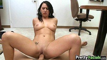 New To Porn Teen Facial Riley Knight 1 2.7