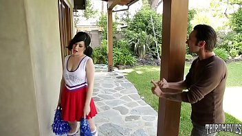 Cheerleaders ass fucked Cheerleader slut doggystyle fucked