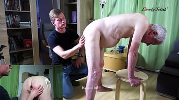 Clip 83O-b Punishment Caning - Full Version Sale: $8
