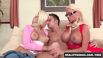 RealityKings - Moms Bang Teens - (Logan Pierce, Nikita Von, James Rikki, Six Moms) - Sex With Six