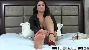 My feet are perfect and were made to be worshiped