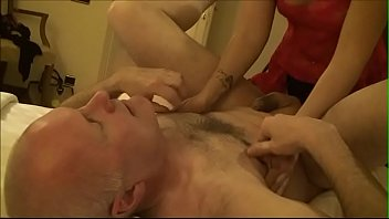 Ulf Larsen fucked - 35 years age difference pornhub video