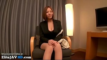 Japanese Milf with huge boobs fucked in hotel - Full at Elitejavhd.com thumbnail