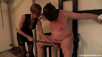 Fm domination Cbt as it should be - punishment for naughty boy