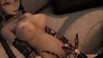 Insect fuck girl 2 by CME6