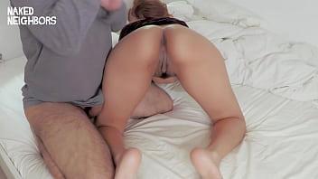 I Almost Die When My Neighbor Masturbates Me. REAL INTENSE ORGASM!!!