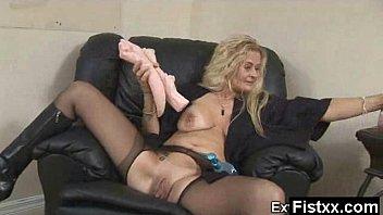 Hot Titty Fisting Mature Rammed thumbnail