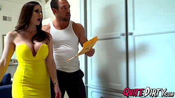 Kendra Lust Fucks Two Big Dicks To Avoid Eviction