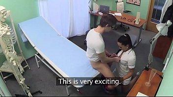 HOTTEST Nurse Having SEX With PATIENT