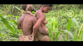 Amaka the village slut visited Okoro in the farm for quick blow job 5分钟