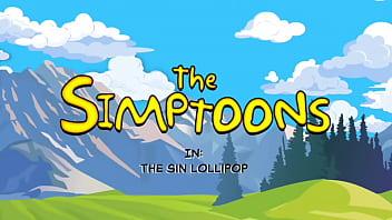 The sin lollipop - The Simptoons