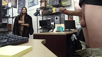 XXX PAWN - Zaya Cassidy Needs Some Money Real Quick So She Visits A Pawn Shop