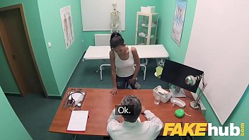 Fake Hospital Californian babe with sexy ass loves hard fucking from doctor preview image